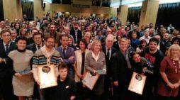 Clowntagiosos y la asociación de amputados Adampi ganan ex Aequo el 16 premio a las Buenas Prácticas de Ebrópolis
