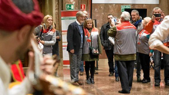 Zaragoza celebra San Valero con visitas guiadas, actuaciones musicales y el tradicional roscón