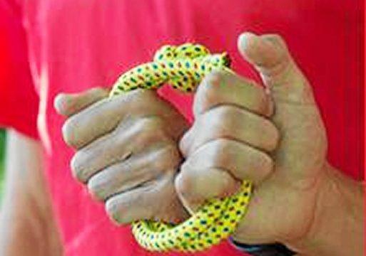 Un corredor ciego hará laEDP Medio Maratón Zaragoza con la ayuda de dos guías