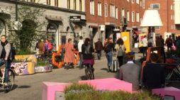 El proyecto Sunrise promueve la sostenibilidad y la vida saludable en vecindarios urbanos