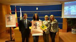 La campaña 'Libropensadores' se extiende a la Zaragoza en favor de las mujeres de Camerún