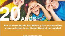 AAPIPNA, 20 años trabajando por la salud mental de niños, adolescentes y sus familias en Zaragoza