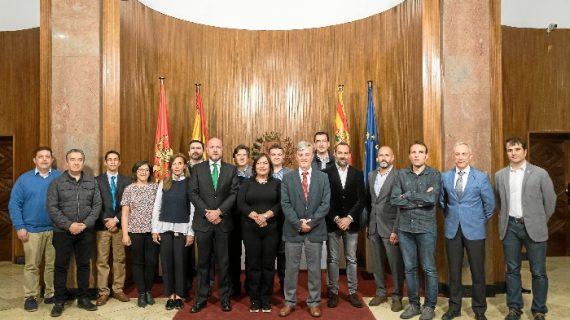 La lucha del cambio climático desde Zaragoza se pone de ejemplo a nivel europeo