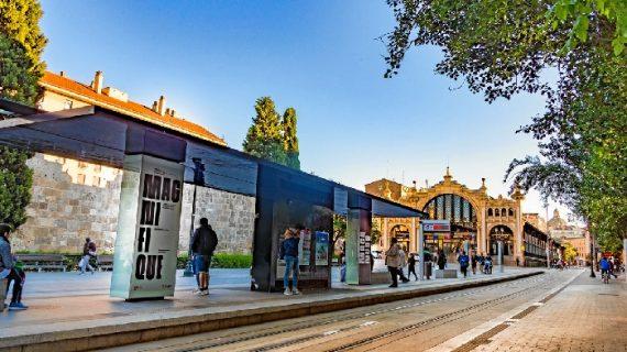 La campaña 'Zaragoza emociona con el tranvía', premiada con un Laus de Plata en Barcelona