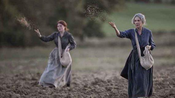 Mujeres en la retaguardia