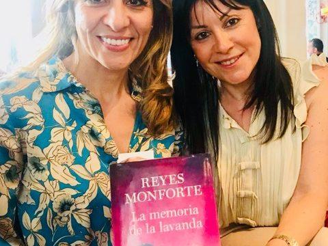 """Reyes Monforte: """"No soy partidaria de imponer mensajes, la historia es ya del lector. Sírvase usted mismo"""""""