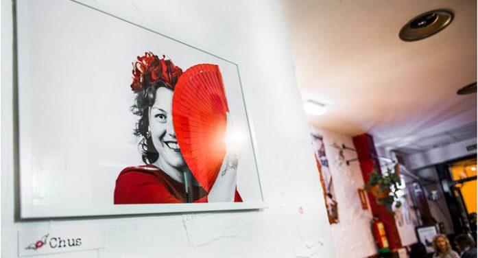 'Entaltadas', una muestra de rostros de mujeres actuales captadas por Víctor Cortés y Rocío Gracia