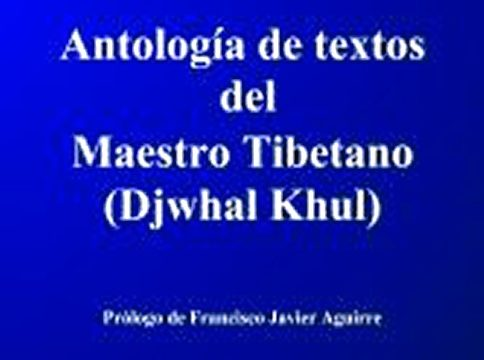 El Maestro Tibetano