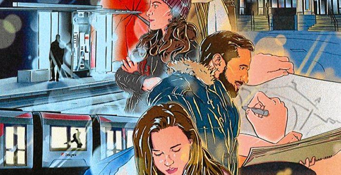 'La guía', ganadora del concurso de cortos de ficción sobre el Mercado Central de Lanuza, se exhibe en la Filmoteca