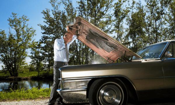 Repuestos de carrocería: el capó