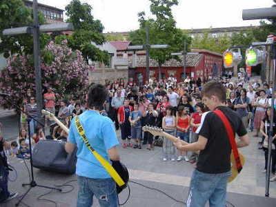 Las Casas de Juventud de Zaragoza, más activas en verano