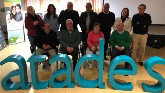 Personas con discapacidad se incorporan a los órganos de gobernanza de Atades