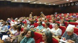 La cultura japonesa protagoniza el inicio del curso de la Universidad de la Experiencia en el Campus de Huesca.
