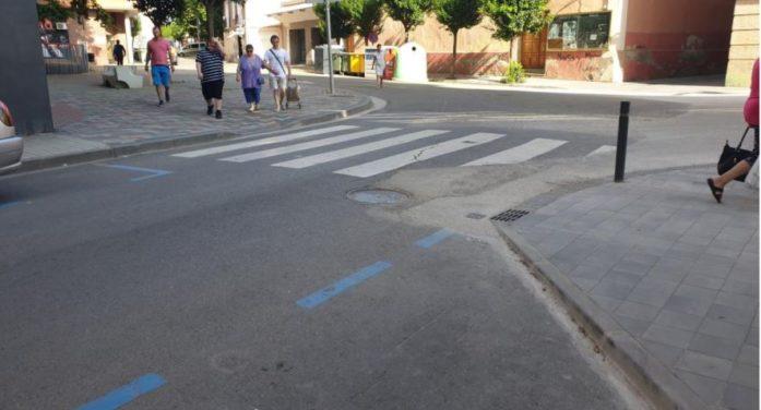 Licitadas las obras de sustitución de redes y pavimentación en una calle de Calatayud.