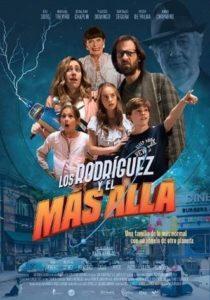 Cartel de la película 'Los Rodríguez y el más allá'.