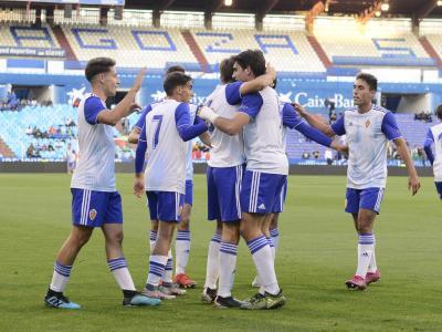 División de Honor Juvenil del Real Zaragoza