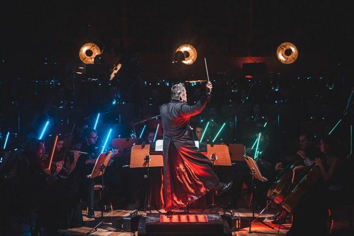 Film Symphony Orchestra ofrece un concierto en el Auditorio de Zaragoza.