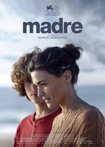 Cartel de 'Madre', dirigida por Rodrigo Sorogoyen.