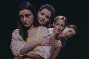 El ciclo 'Mujeres a escena' comienza con la obra 'Mujeres de Paciencia salvaje'.