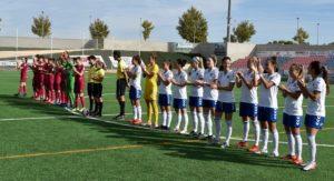 Plantilla del primer equipo del Zaragoza CFF.