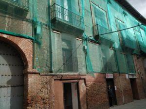 La sede de Cáritas en Calatayud ha sido objeto de un proceso de rehabilitación.