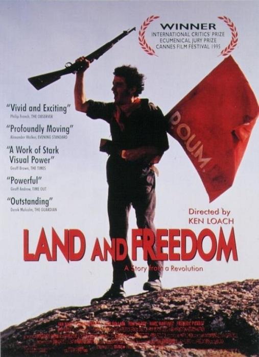 La película Tierra y Libertad fue rodada en Mirambel