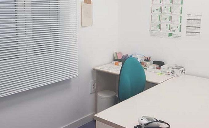 Los consultorios han sido reformados y mejorados.