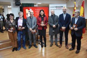 Presentación de las películas de Aragón que optan a los Premios Goya.