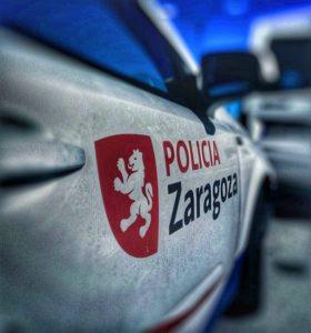 policia local zaragoza coche 2