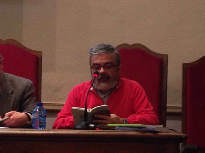César Ibáñez París, Premio Miguel Labordeta 2018.