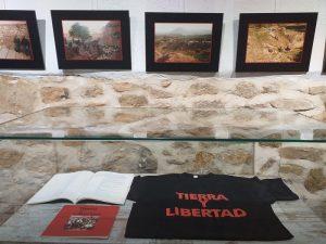 grabó Tierra y Libertad en Mirambel.