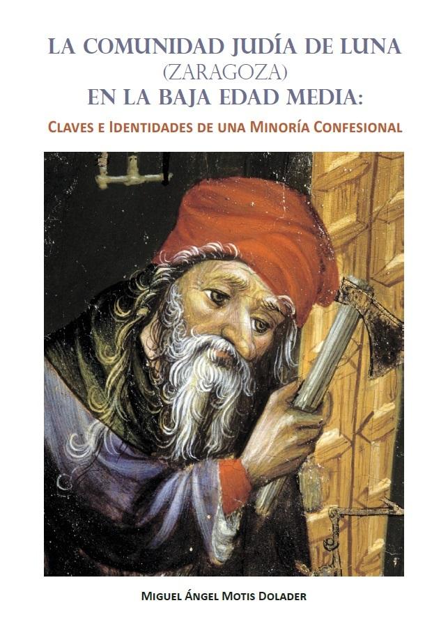 Portada del libro sobre los judíos de Luna.