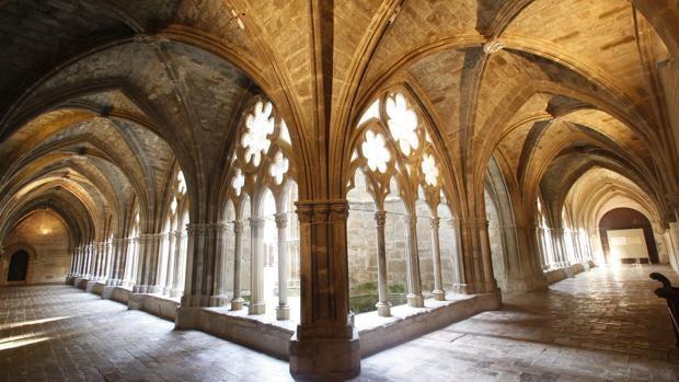 Visitas guiadas al monasterio de Veruela durante la Navidad