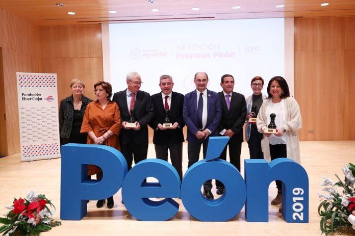 Los ganadores de los Premios Peón 2019 han recogido sus galardones.