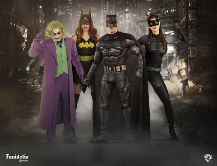 Empresa de Aragón puede crear disfraces de personajes de Warner Bros