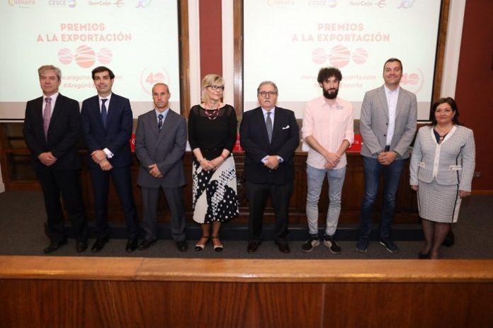 Cámara de Zaragoza convoca los Premios a la Exportación 2019