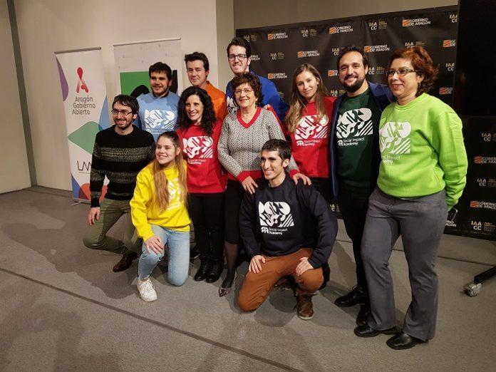 Presentación de Social Impact Academy.