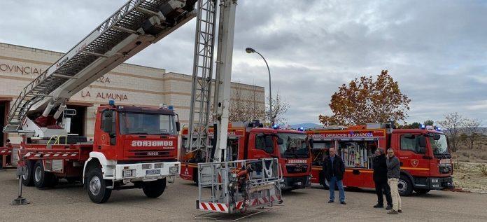 Suspensión cautelar de las oposiciones a bombero en Zaragoza