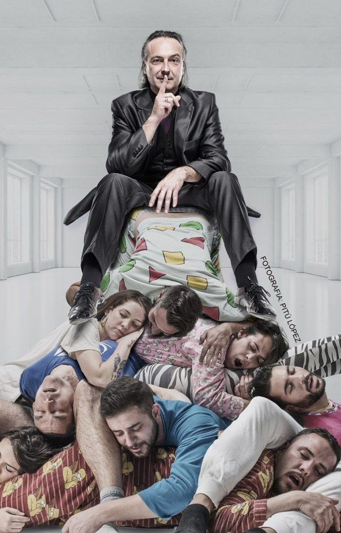 El hipnotizador de Antena 3 Jeff Toussaint actúa en Zaragoza