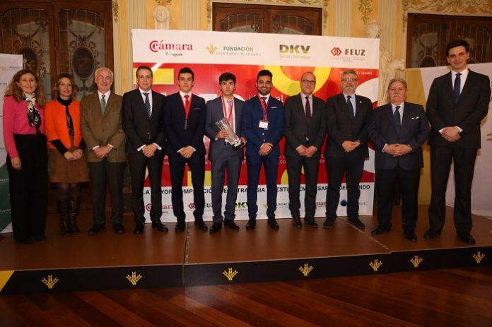 El equipo JEM, campeón de Aragón de la Global Management Challenge