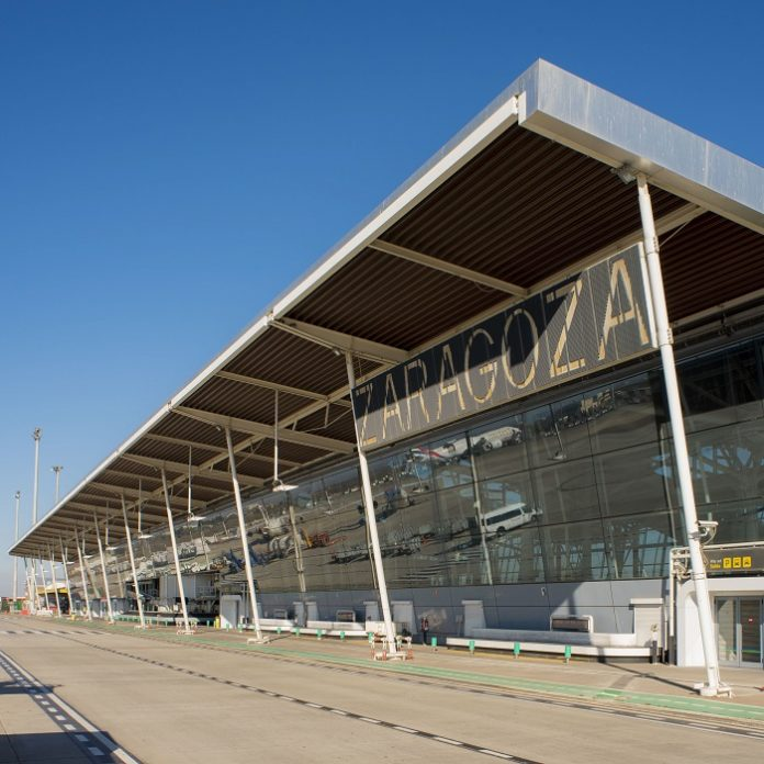 Desconvocada la huelga en el aeropuerto de Zaragoza