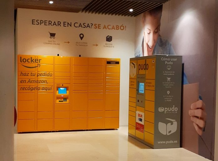 Nuevo punto de recogida Amazon en Zaragoza