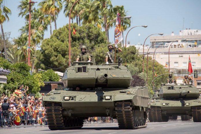 Huesca acogerá el acto por el Día de las Fuerzas Armadas 2020