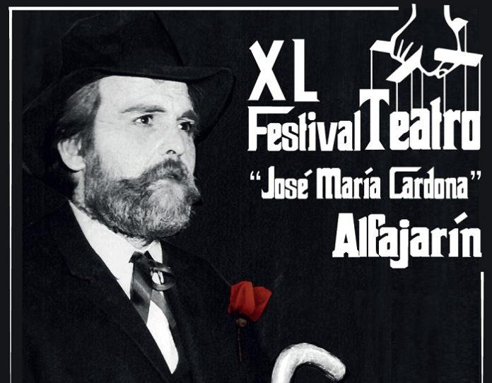 8 grupos participan en el XL Festival de Teatro Aficionado de Alfajarín