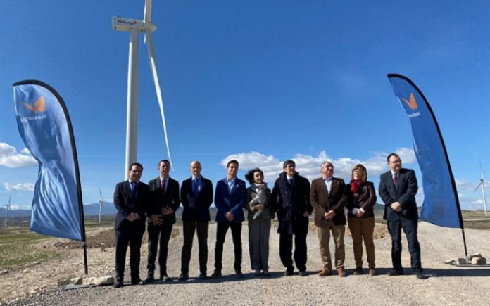 Zaragoza confirma liderazgo en energía eólica con el Parque de Fréscano
