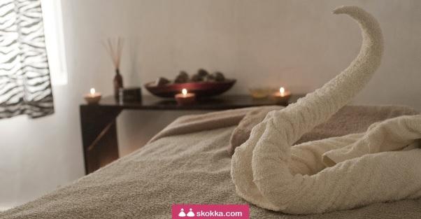 Existen muchos tipos de masajes.