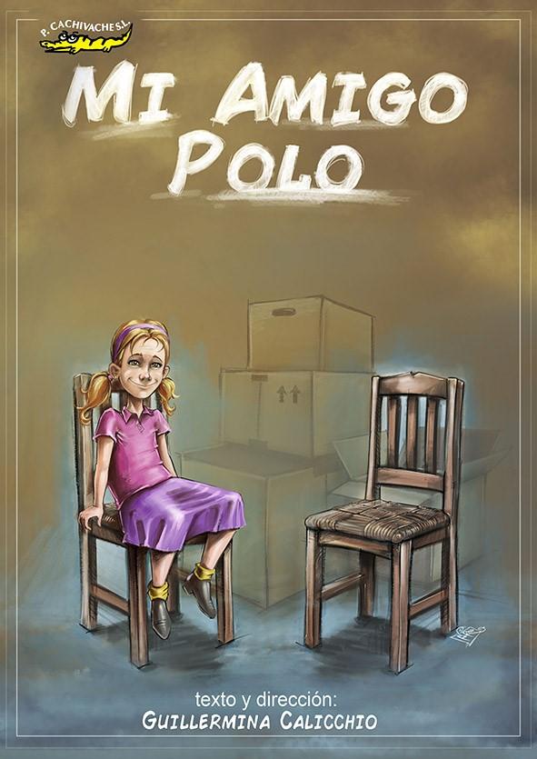 'Mi amigo Polo', una obra infantil sobre la amistad, en Teatro Arbolé