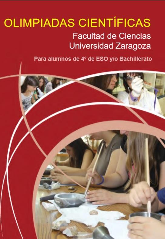 Las Olimpiadas Científicas vuelven a la Facultad de Ciencias de Zaragoza