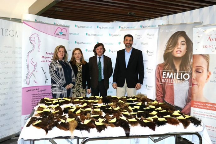 Zaragoza celebra la 3ª edición de 'Córtate el pelo contra el cáncer'
