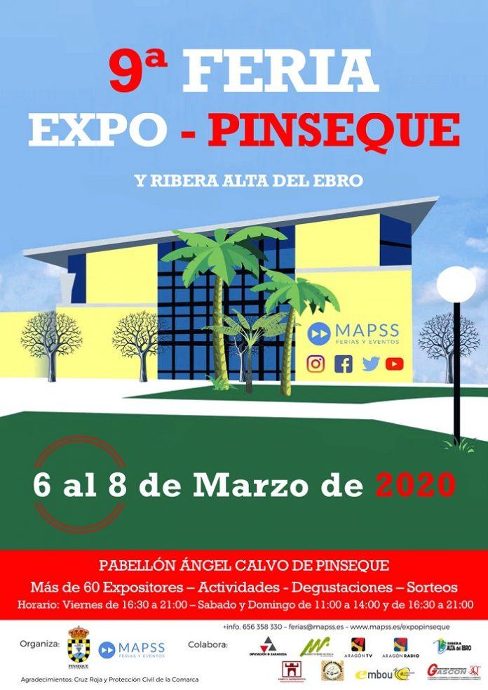 La feria generalista de Pinseque alcanza su novena edición